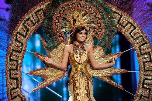 Gana México Miss Universo 2010